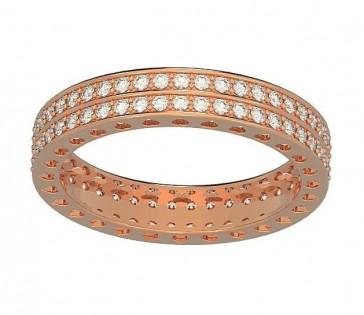 1.25Ct SI1-2 New Prong Set Diamond White Gold Eternity Wedding Anniversary Ring Band