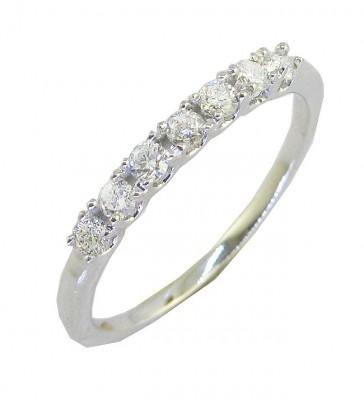 0.20Ct SI1-2 Round Diamond 18k Jewelry Engagement Anniversary Ring